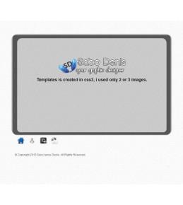 CSS3 - Modern Portfolio