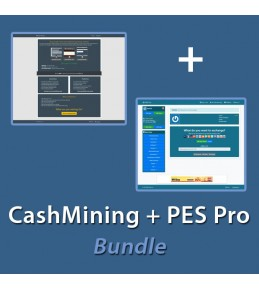 CashMining & PES Pro - Bundle