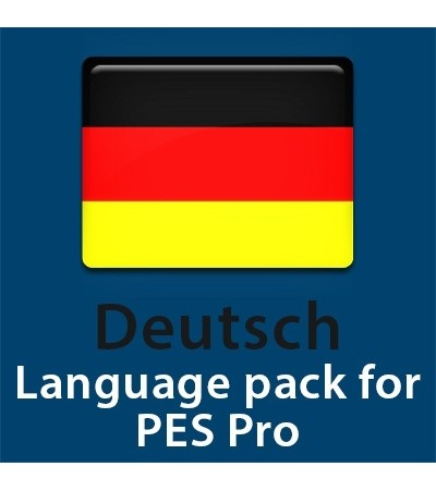 Deutsch Language Pack for PES Pro