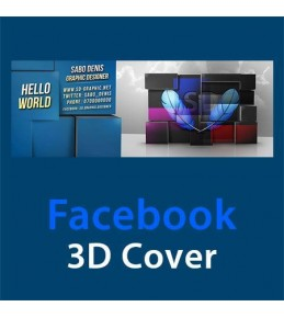 Facebook 3D Cover