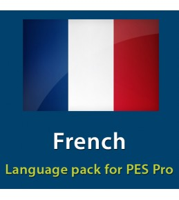 French Language Pack for PES PRO