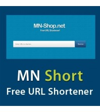 MN Short - Free URL Shortener