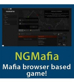 NGMafia - Browser based game script