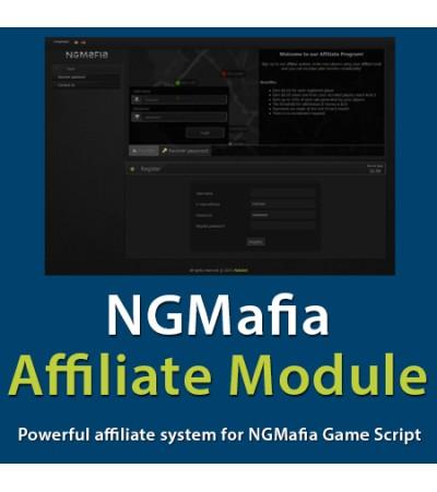 NGMafia Affiliate Module
