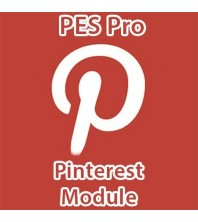 Pinterest Module for PES Pro