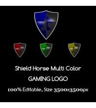 Shield Horse