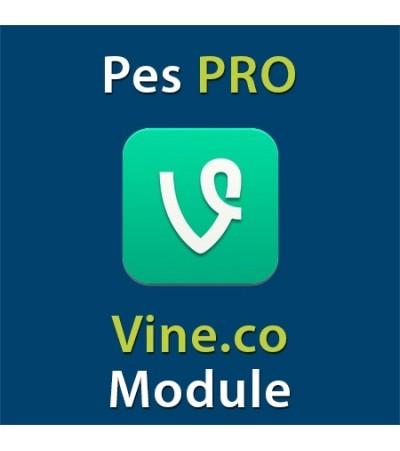 Vine Module for PES Pro