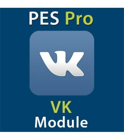 VK Module for PES Pro