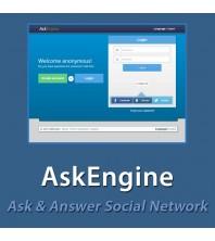 AskEngine - Q&A Social Network
