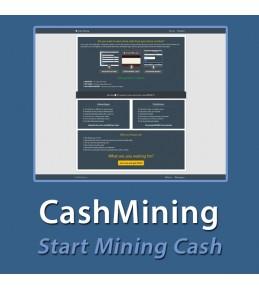 CashMining Lite - Mining Cash System