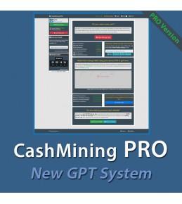 CashMining PRO - New GPT System