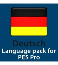 Deutsch Language Pack for PES Pro