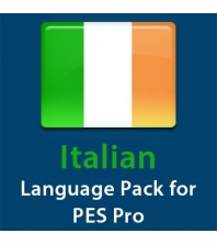 Italian Language Pack for PES Pro