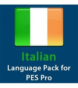 Italian Language Pack for PES Pro