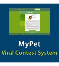 MyPet - Viral Contest System