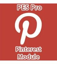 Pinterest Module for PES Pro