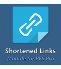 Shortened Links module for PES Pro