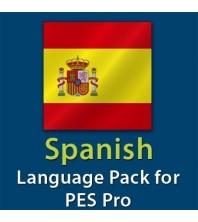 Spanish Language Pack for PES Pro