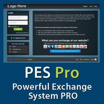 [NOT NULLED] PES Pro - v2.0.4